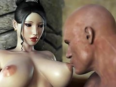 3d Beauty Getting Fucked Very Hard Vporn Com