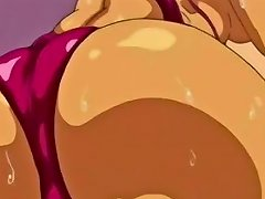 Hot Anime Babes Licking A Cock