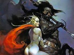 Erotic Fantasy Art 3 Frank Frazetta Porn 45 Xhamster