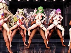 Mmd Sex Dance